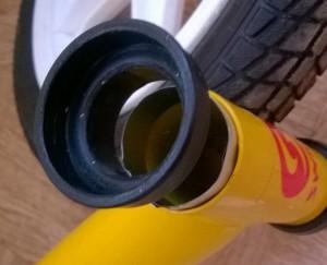 проставка между чашкой рулевой и стаканом